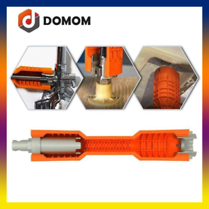 Multifunctional Domo Faucet and Sink Installer Model 2019
