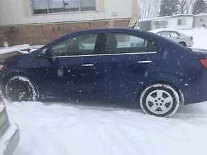 2013 Chevy sonic, Bluetooth, aux and USB