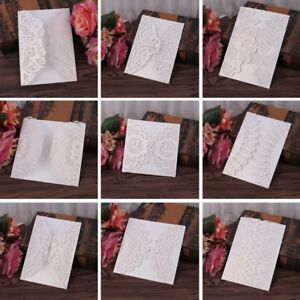 10pcs wedding invitation cards kit personalized printing laser cut image is loading 10pcs wedding invitation cards kit personalized printing laser stopboris