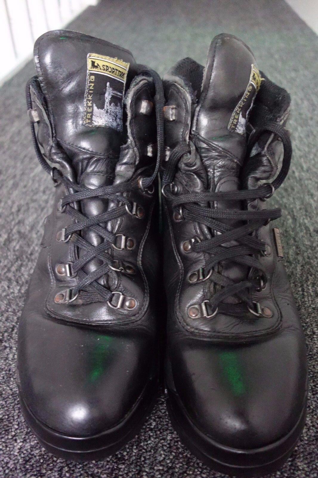 La Sportiva GORE-TEX botas De Cuero 10
