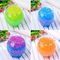 2000pcs Water Plant Jelly Crystal Soil Mud Water Pearls Gel Beads Balls 2.5mm