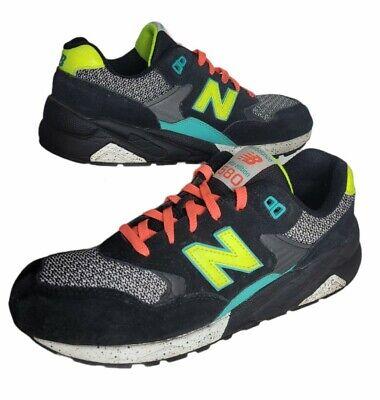 New Balance 580 ELITE EDITION Running Shoes WRT580BK Black Neon Size 9.5   eBay