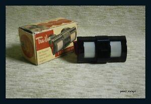 TRU-vue 3-Visualizzatore dimensione Nuovo con Scatola MADE IN USA Beaverton Oregon in bachelite vintage