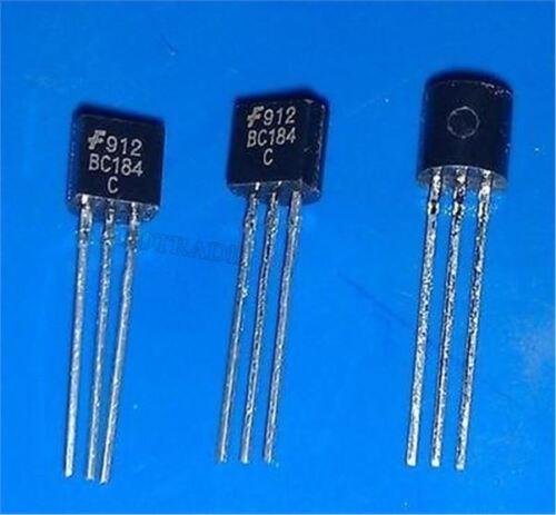 10Pcs BC184 BC184C Npn General Purpose Silicon Amplifier Transistor US Stock t