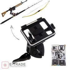 Camera Mount Outdoor Rifle Gun / Fishing Rod / Bow Sportsman for GoPro 2 3 3 + 4
