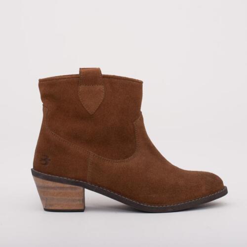 Brakeburn Ladies Cowboy Boot Tan NEW!