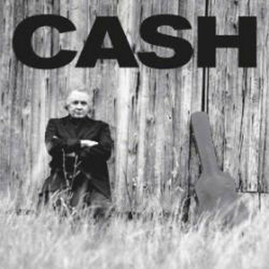 Johnny Cash-Unchained - 2013 (new cd)