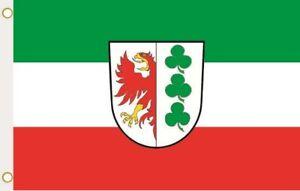 Fahne Flagge Brandenburg Havel NEU 90 x 150 cm