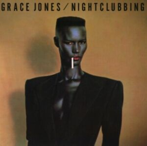 Grace Jones - Nightclubbing NEW LP
