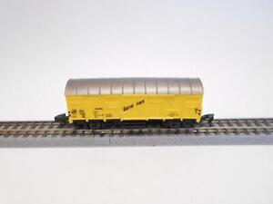 MARKLIN-Miniclub-8606-couvert-wagons-BANANES-38213