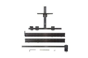 Details About True Position Tools Tp 1935 Precision Cabinet Hardware Boring Jig Made In Usa