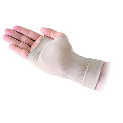 Silipos Carpal Gel Sleeve Helps prevent and reduce shock, impact, and vibration