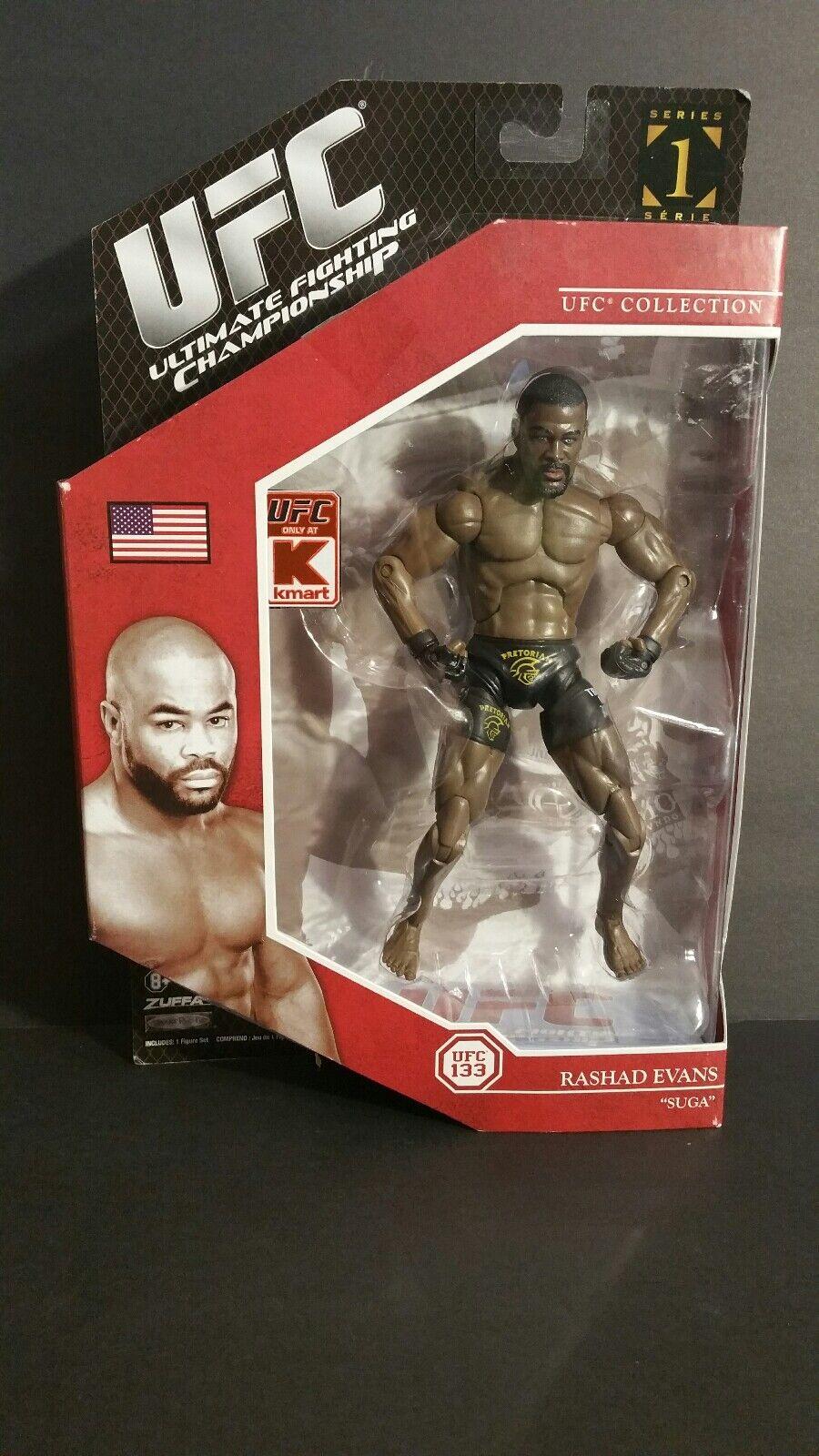 UFC 133 Rashad Evans  SUGAR  ACTION FIGURE (099)