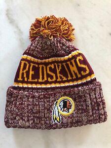Washington-Redskins-Beanie-New-Nfl