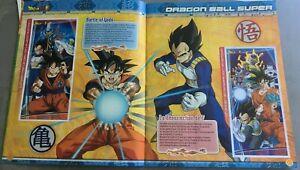 Dragon-Ball-Super-Sticker-1-Album-Complet-Panini-TBE