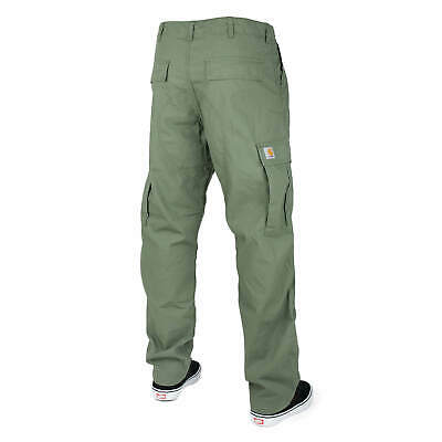 new photos first rate casual shoes Carhartt Wip Regular Cargo Pant Dollar Green Cargo Trousers Columbia  Ripstop | eBay