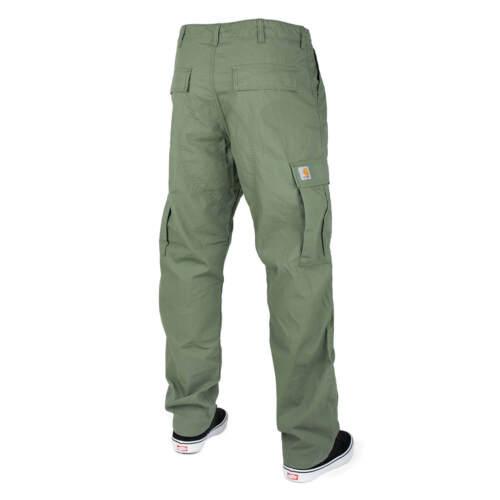Carhartt Wip Regular Cargo Pant Dollar Green Pantaloni Cargo Columbia Ripstop