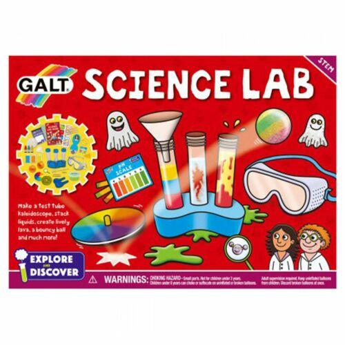Galt Labo De Science Enfants Jouets éducatifs et activités Entièrement neuf sous emballage