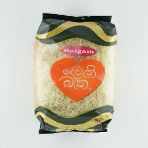 Raigam-100-Pure-Raw-Rice-Noodles-Ceylon-Premium-quality-Healthy-Cereal-350g-pck