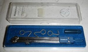 Image Is Loading Staedtler Arco Drafting Tool Compass Set 55900 SKB