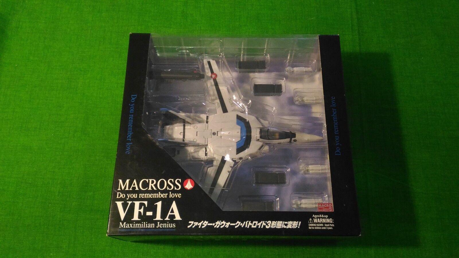 MACROSS robotech VF-1A Maximilian Jenius YAMATO