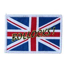 British UK Flag Union Jack 4.5x3.2-cm Iron-on Embroidered Patch Costume Badge