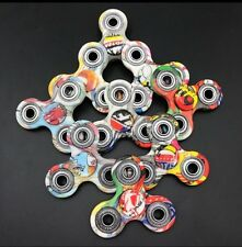 2pcs/set Camo Mixed Color Fidget Spinner New In Box . US Seller