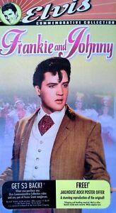 ELVIS-PRESLEY-DONNA-DOUGLAS-FRANKIE-amp-JOHNNY-MGM-UA-VHS-TAPE-SEALED