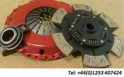 ALFA & LANCIA DELTA HF TURBO EVO & DEDRA INTEGRALE '89-'96 6 PADDLE CLUTCH
