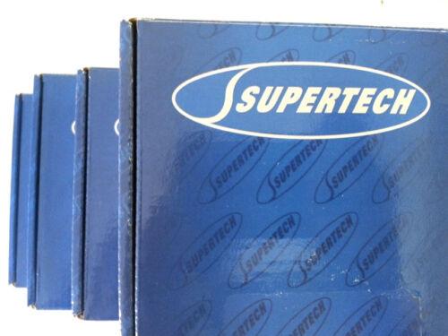 .5MM Oversize Acura D16A1 ZC DOHC Honda 88-89 Integra Turbo Supertech Valves