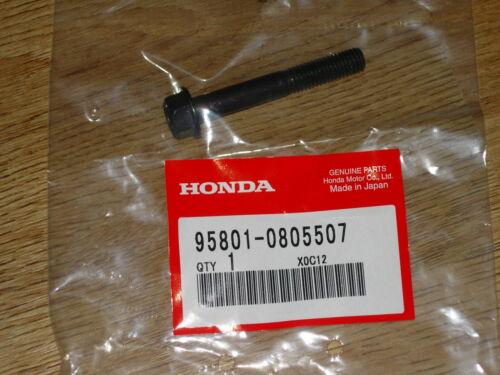 Honda NEW Genuine 8x55 Flange Bolt P//No 95801-0805507