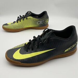 Desnatar bomba Rápido  Nike Mercurial X CR7 Indoor Football Trainers Size UK 8.5 | eBay
