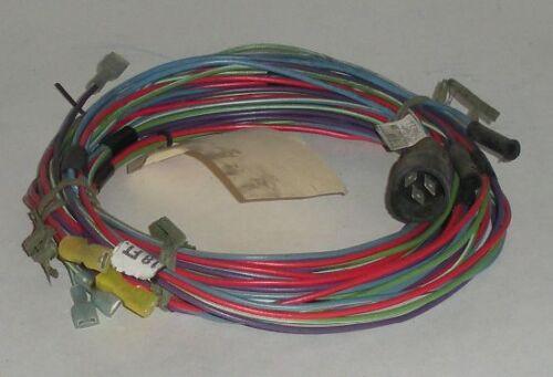 Mercury Omc Power Trim Wire Harness 18 ft  1833