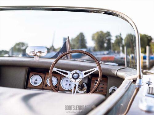 Premium Bootslenkrad Mille für Sealine mit Teleflex Ultraflex Lenkung 50523000
