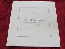 Dead Can Dance 2 - 4 LP Boxset (remastered 180g vinyl)