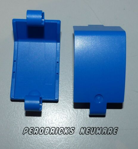 Lego Technic Technik  2x Panel Verkleidung Kotflügel Sitz 3x6 blau #24116 NEU