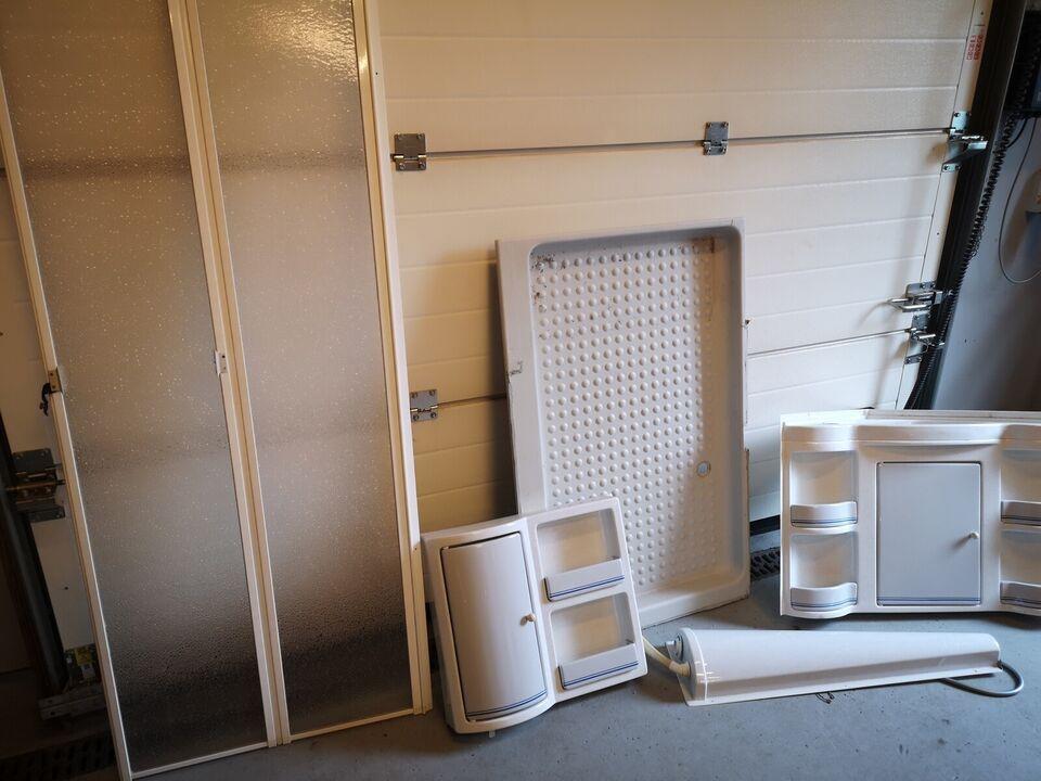 Badeværelses inventar