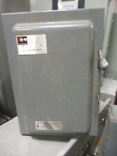 Cutler Hammer 4162h221 30 Amp 250 Volt 2p Double Throw Switch New Ats228