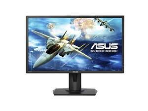 """24"""" ASUS VG245H Gaming Monitor Dual HDMI VGA 1080p Widescreen Rotating LED LCD"""