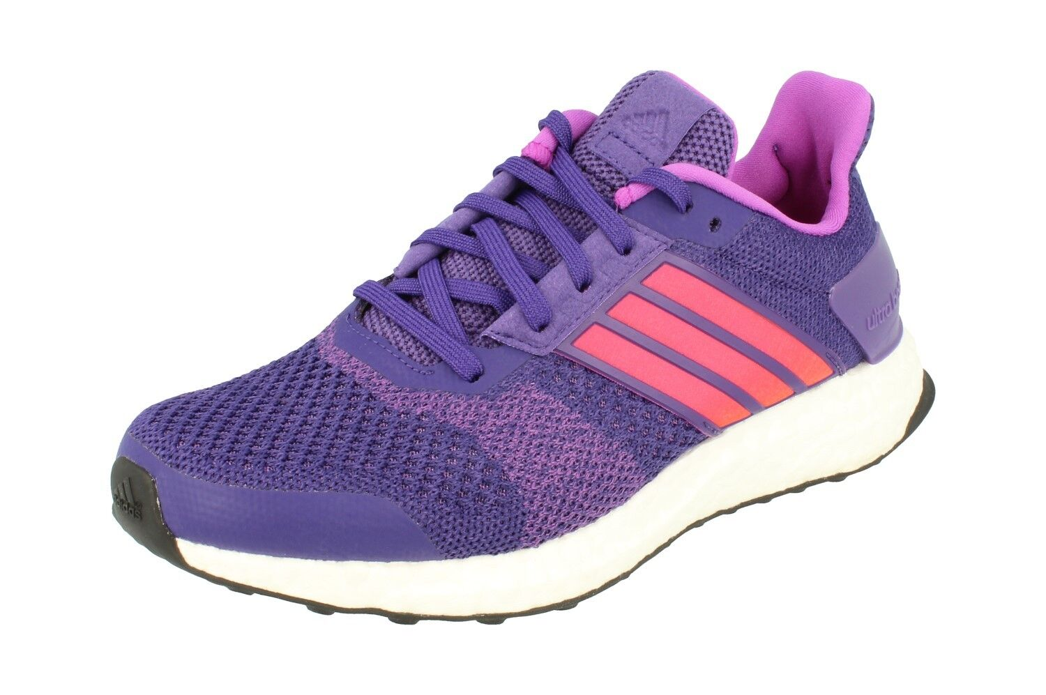 Adidas Ultra Boost St Womens Running Trainers Sneakers AQ4430