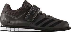 Black Bodybuilding Weightlifting Shoes Gym Trainers Powerlift Adidas Mens 3 1 qHzHfY