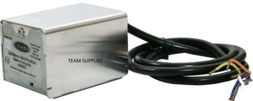 Motorisé Zone mécanisme de soupape tête Port 3 Mi 22 mm 28 mm Remplace Honeywell A3