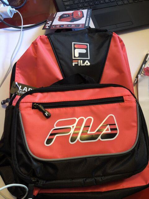FILA Backpack Child School Bag for sale online  d78813159faf3