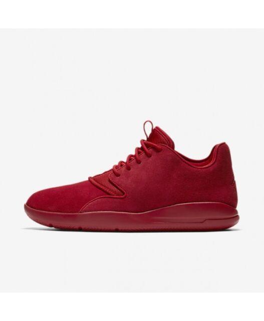 b284bd9f07f Nike Mens Jordan Eclipse Lea Size 12 Gym Red 724368 600 No Lid for ...