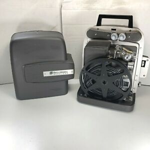 Bell & Howell Super 8 346A Autoload 8mm Film Projector Works Needs Bulb