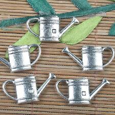 Alloy metal Tibetan Silver color watering tool design  charms 12pcs EF0135