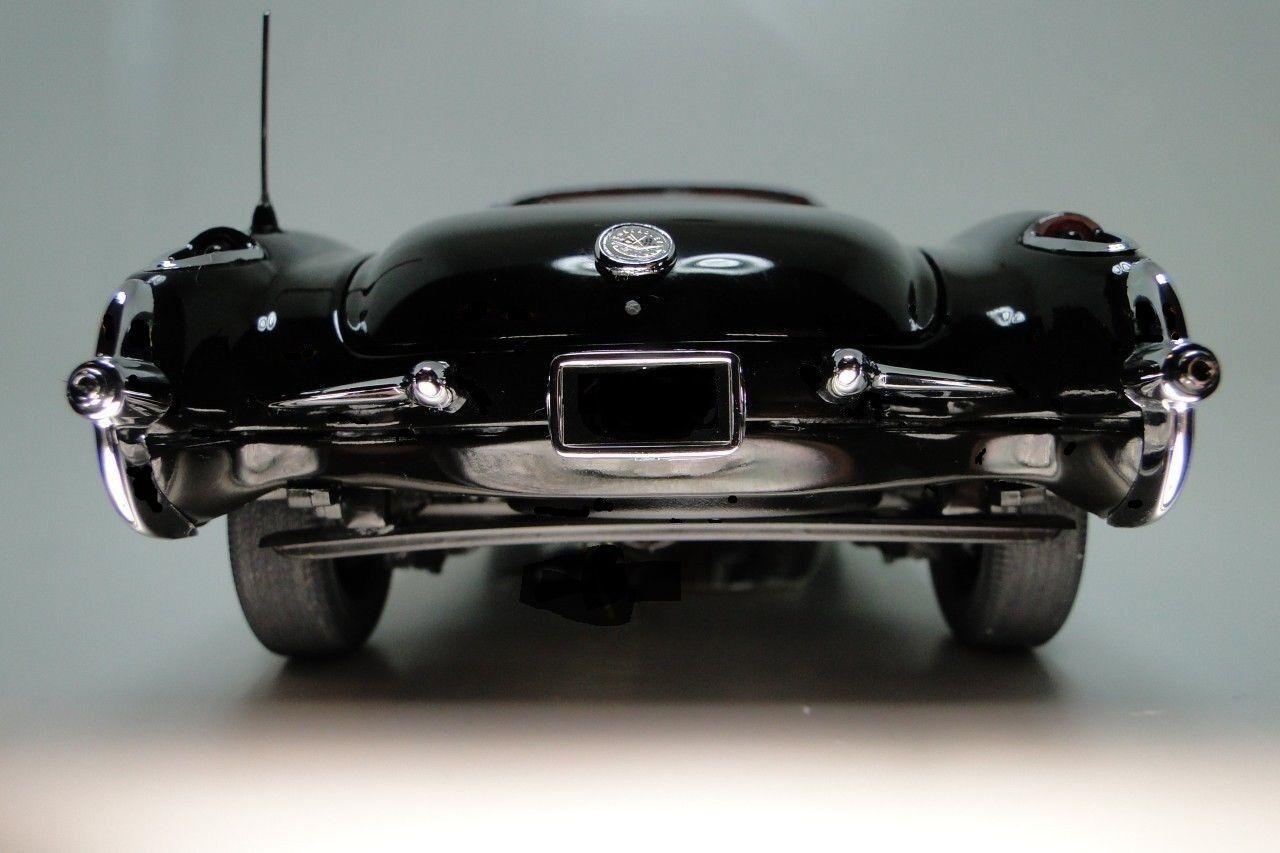 1 Corvette Chevy 1956 Built Sport Car 1 Vintage 24 Model 25 8 12 1955 18 1957