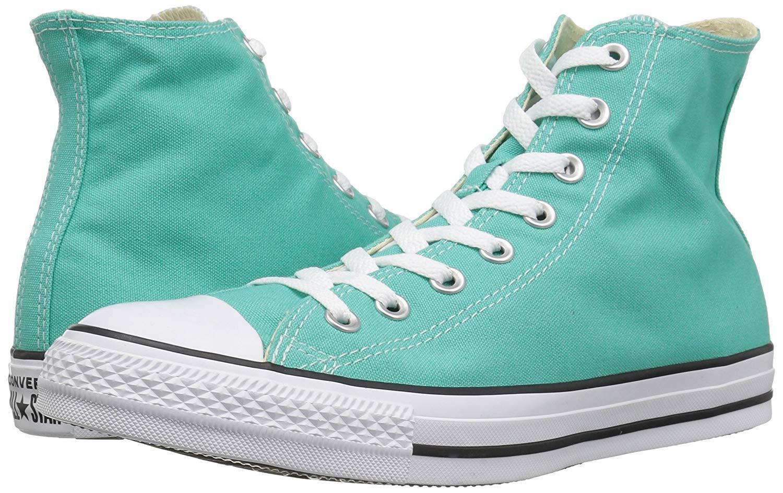 Converse Chuck Taylor All Star Hi Casual zapatos, 161416F Multiple Tallas Pure Teal