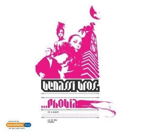 Benassi Bros. Phobia [CD]