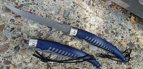 Buck découpe couteau poisson couteau pliante filiermesser couteau de poche couteau Angel